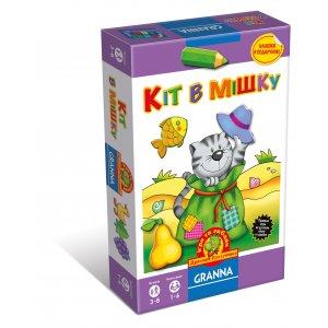 Кот в мешке, ТМ Granna | магазин развивающих игрушек Happy Parents